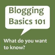 BloggingBasics101