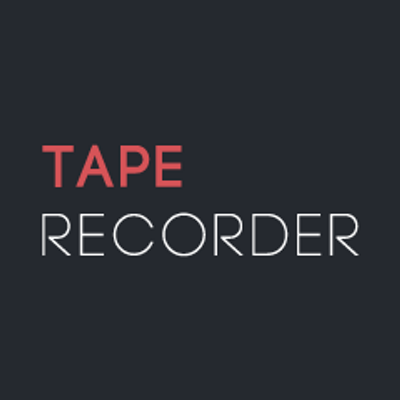 TapeRecorder.io