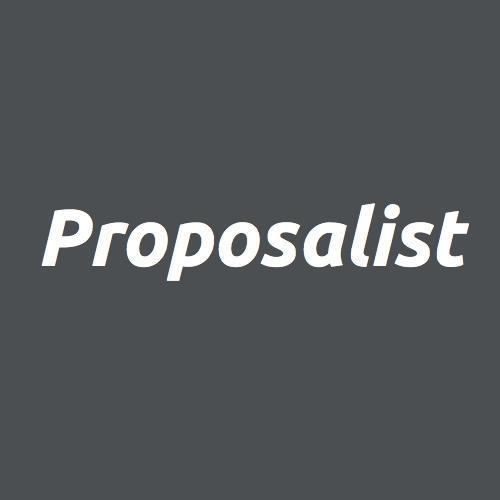 Proposalist